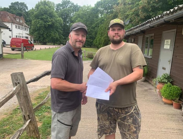 Results of Cat and Carp Competition     8.6.19 – 10.6.19
