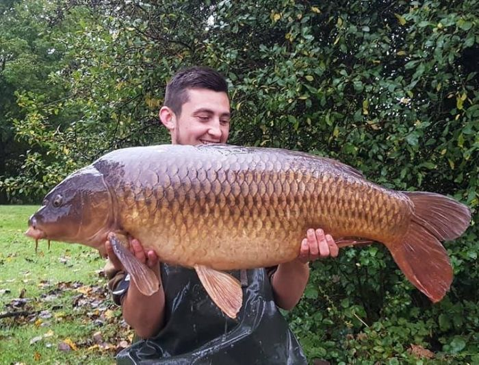 "First session for Shane Pratt results in the capture of ""Ethers"" Oct 19"